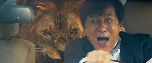 Kung Fu Yoga Jackie Chan Löwe