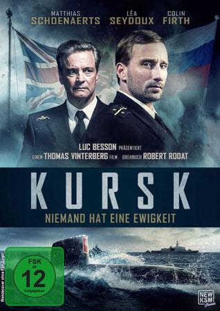 Kursk DVD Cover