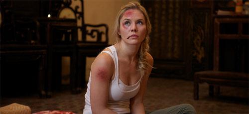 Lady Bloodfight mit Amy Johnston