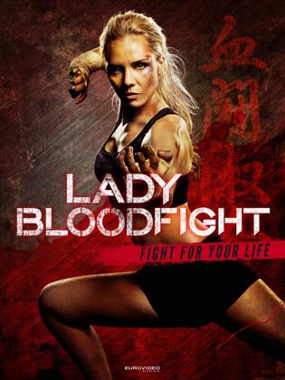 Lady Bloodfight DVD Cover