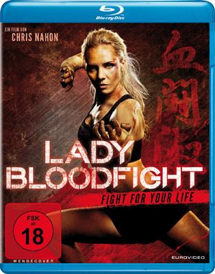 Lady Bloodfight Quiz Blu-ray