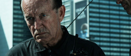 Lance Henriksen in Daylight's End