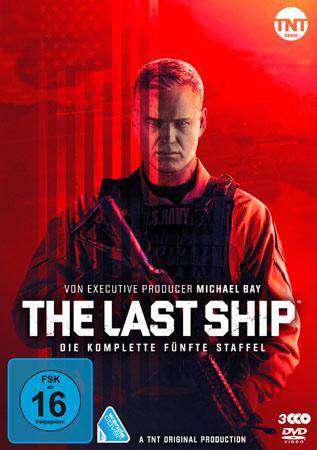 The Last Ship (Season 5) DVD Cover