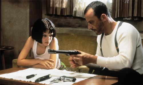 Leon – Der Profi mit Jean Reno und Natalie Portman