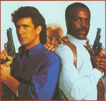 Lethal-Weapon-Reihe