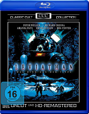 Leviathan Cover der Blu-ray