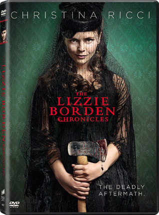 Lizzie Borden - Kills! DVD Cover