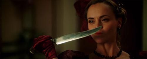Lizzie Borden - Kills! mit Christina Ricci als Serienmörderin