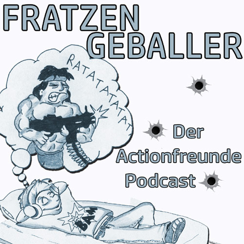 Fratzengeballer Logo