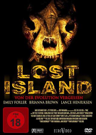 Lost Island von Roel Reine DVD Cover