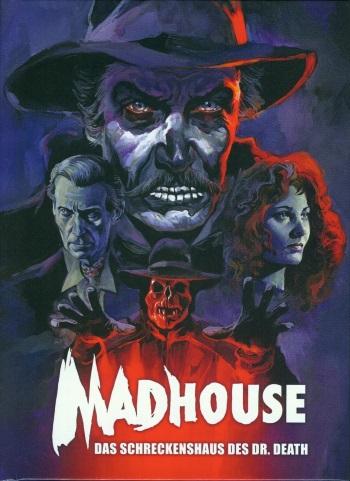 Madhouse - Das Schreckenshaus des Dr. Death Cover