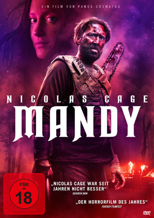 Mandy deutsches DVD Cover