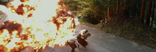 Manhunt von John Woo Explosion