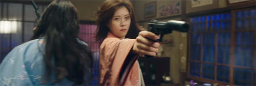 Manhunt von John Woo