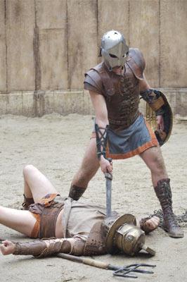 Marcus-der Gladiator von Rom