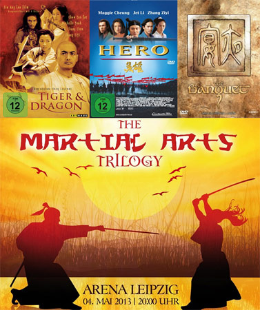 Martial Arts Trilogy