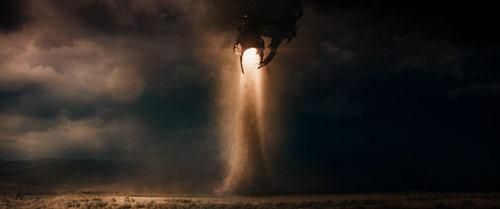Maschinenland Alien-Mutterschiff
