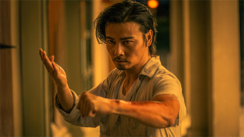Master Z: The Ip Man Legacy mit Max Zhang