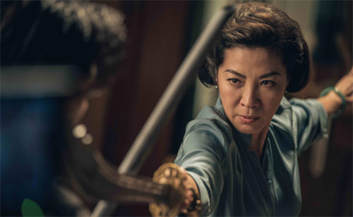 Master Z: The Ip Man Legacy mit Michelle Yeoh