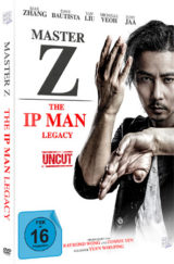 Master Z The Ip Man Legacy DVD Cover