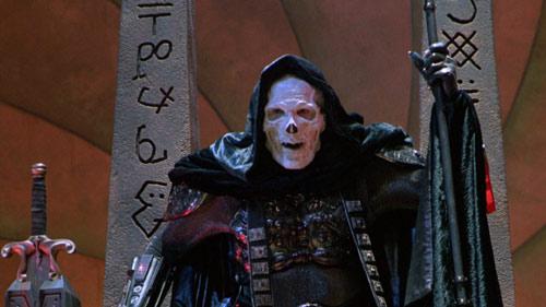 Frank Langella als Skeletor