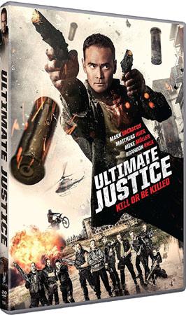 Mathis Landwehr ist in dem Actionfilm Ultimate Justice dabei
