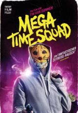 Mega Time Squad deutsches DVD-Cover