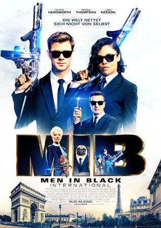 Men in Black International deutsches Poster