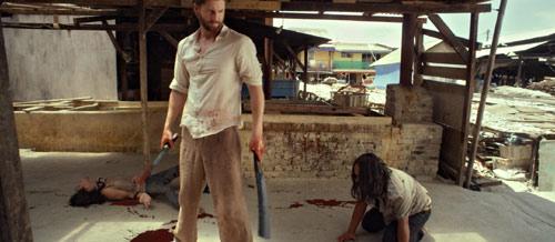 Message Man mit Paul O'Brien als Ryan