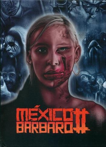 México Bárbaro II Cover C