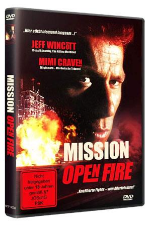 Mission Open Fire mit Jeff Wincott in einem Stirb-Langsam-Rip-Off