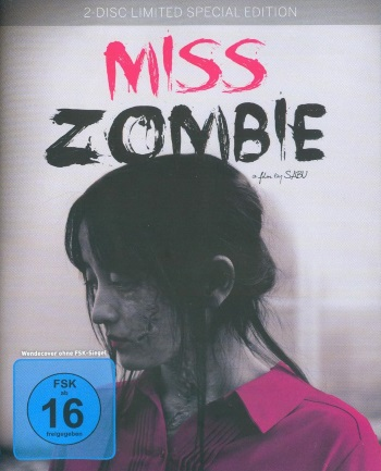 Miss Zombie Cover