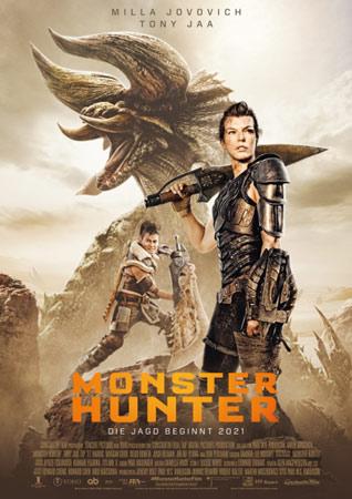 Monster Hunter mit Tony Jaa und Milla Jovovich
