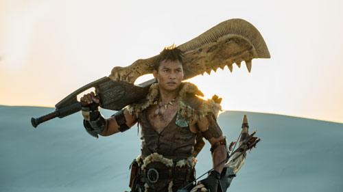 Monster Hunter mit Tony Jaa
