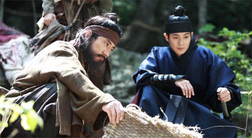Monstrum mit Kim Myung-min