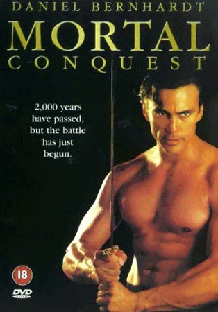 Mortal Conquest mit Daniel Bernhardt DVD Cover