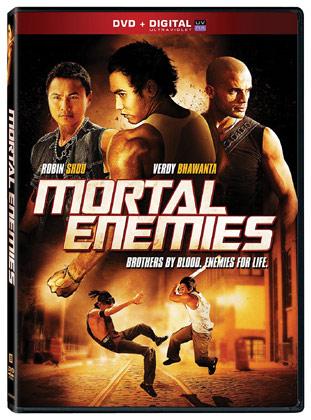 Mortal Enemies DVD Cover