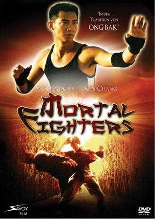 Mortal Fighters Cover