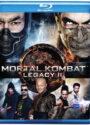 Mortal Kombat: Legacy 2 Blu-ray Cover