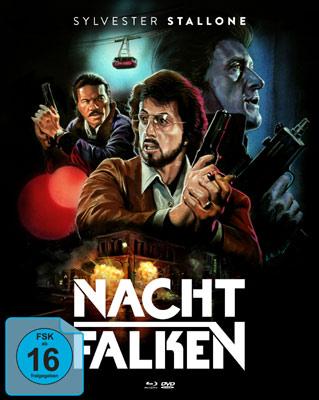 Nachtfalken Mediabook-Cover