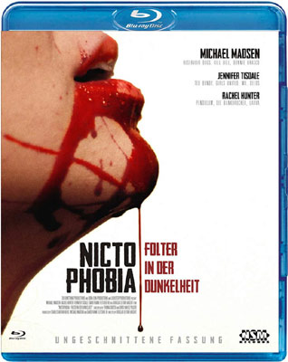 Nictophobia mit Michael Madsen Cover