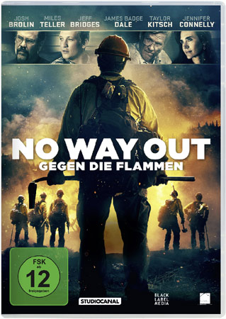 No Way Out DVD Cover