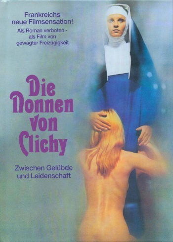 Die Nonnen von Clichy Cover