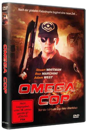 Omega Cop mit Ron Marchini DVD Cover