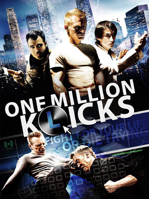 One Million K(l)icks DVD Cover