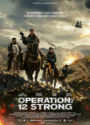 Operation: 12 Strong Deutsches Plakat