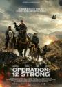 Operation: 12 Strong Deutsches Plakat