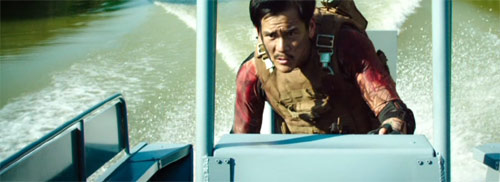 Operation Mekong mit Eddie Peng