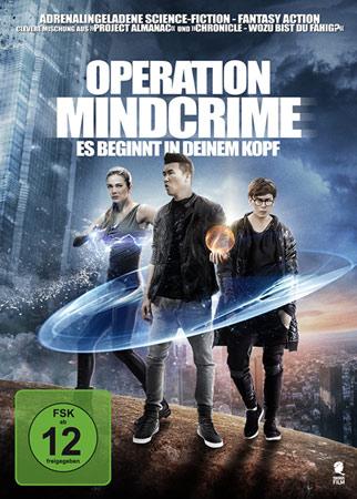 Operation Mindcrime deutsches DVD Cover