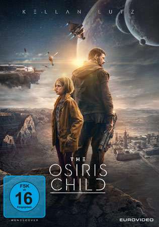 The Osiris Child DVD Cover
